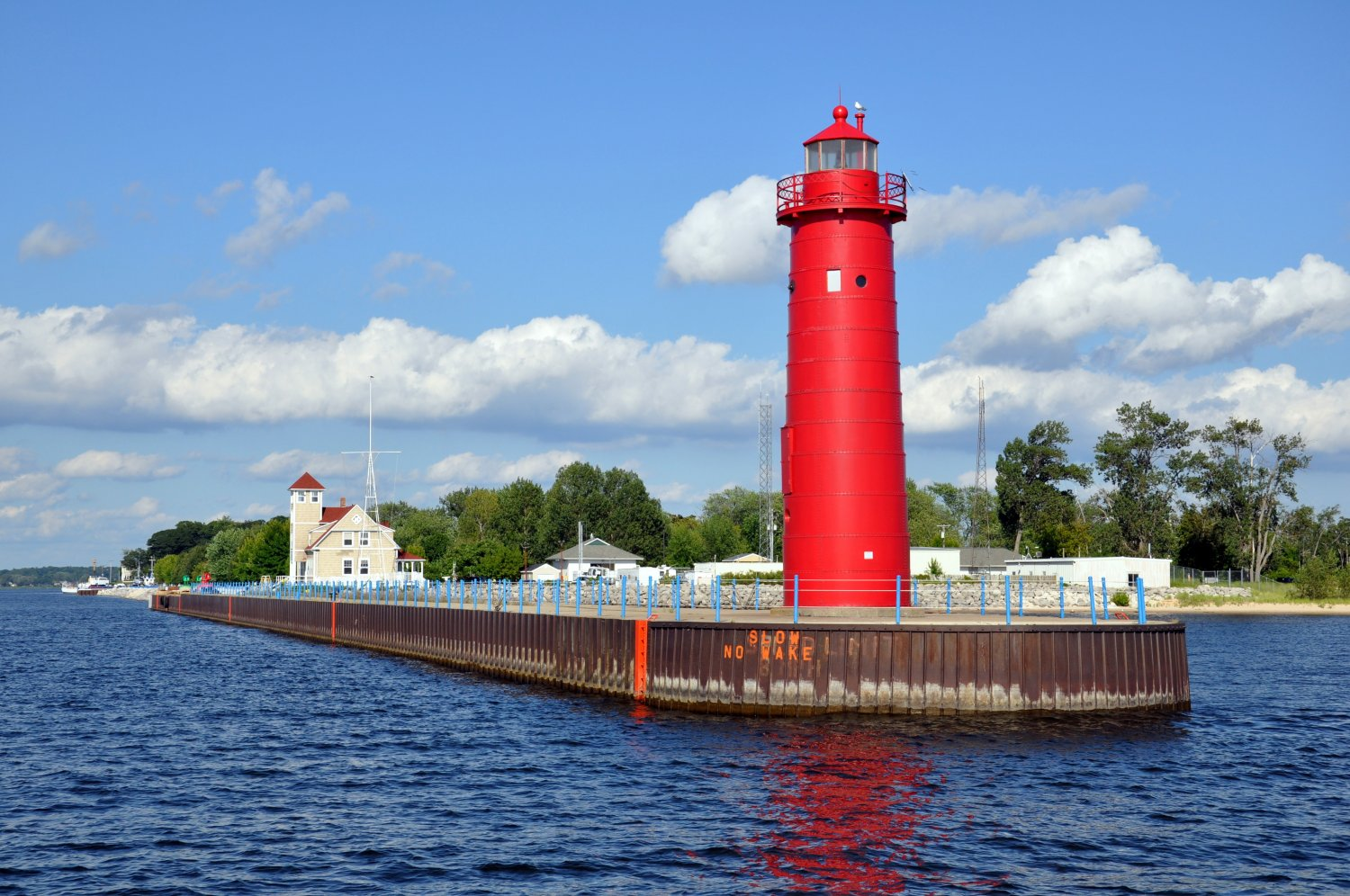 Muskegon Lighthouse Tours